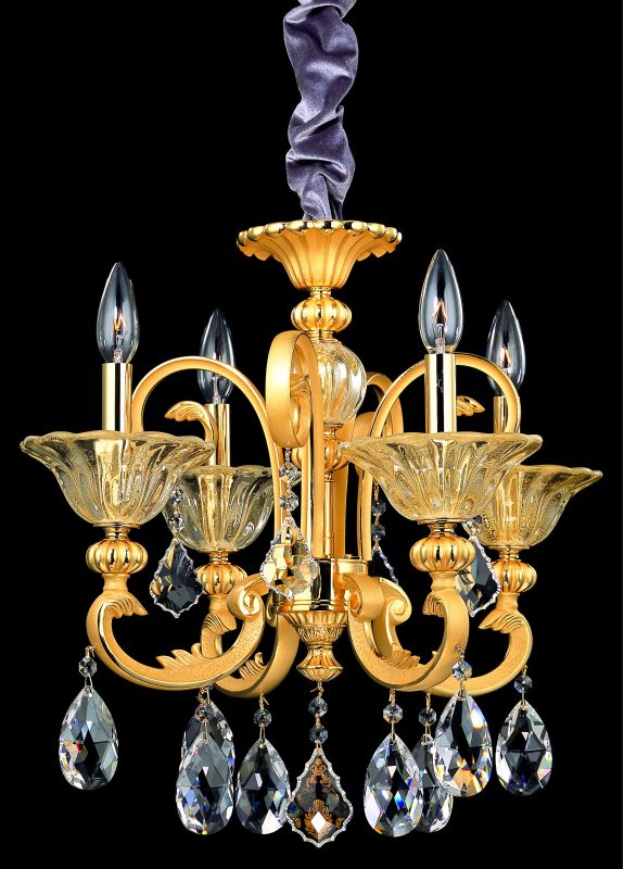 Allegri 10457 Legrenzi 4 Light Single Tier Chandelier Two-Tone Gold / Sale $3148.00 ITEM: bci2254609 ID#:10457-016-SE001 UPC: 720062018347 :