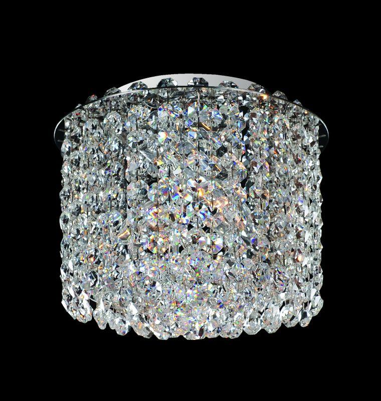 Allegri 11662 Millieu-Metro 2 Light Flush Mount Ceiling Fixture Chrome Sale $208.00 ITEM: bci2254806 ID#:11662-010-FR001 UPC: 720062025260 :