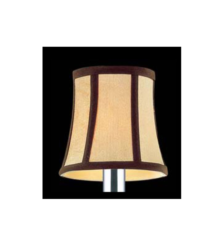 Allegri SA127 Bundle of Six Accessory Fabric Candelabra Shades N/A Sale $180.00 ITEM: bci2254987 ID#:SA127 :