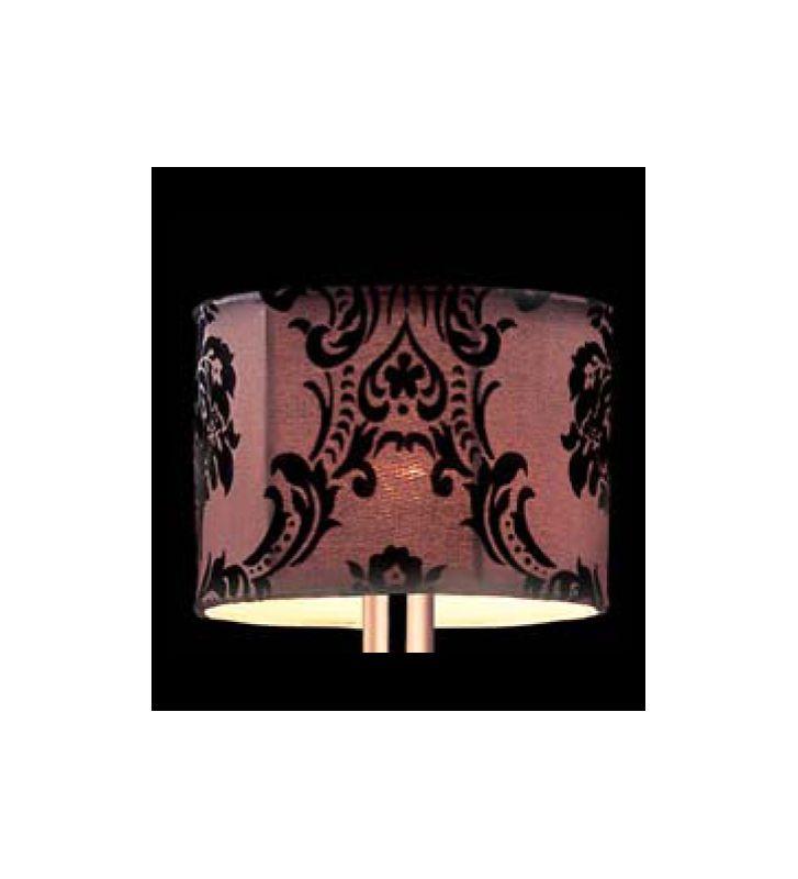 Allegri SA128 Bundle of Six Accessory Fabric Candelabra Shades N/A