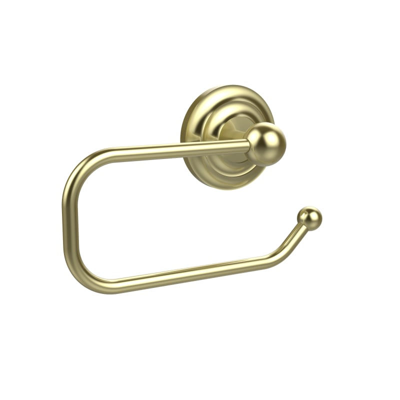 Allied Brass PQN-24E Euro Toilet Paper Holder from the Prestige