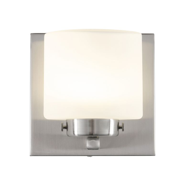 Alternating Current AC1141 Clean 1 Light LED ADA Compliant Bathroom