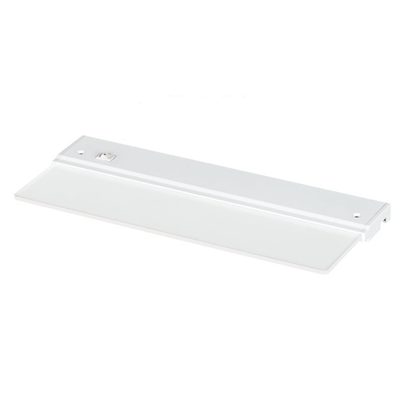 "Ambiance Lighting Systems 98829S Lx Glyde LED 1 Light 11.5"" Under"