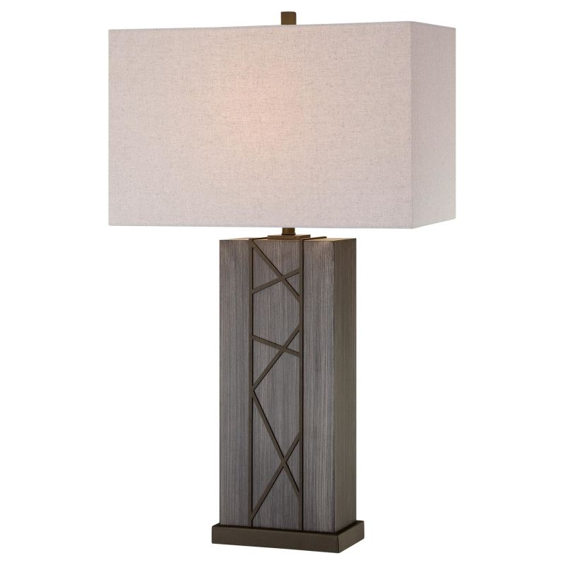 Ambience 12419-0 1 Light Accent Table Lamp Lamps Accent Lamps