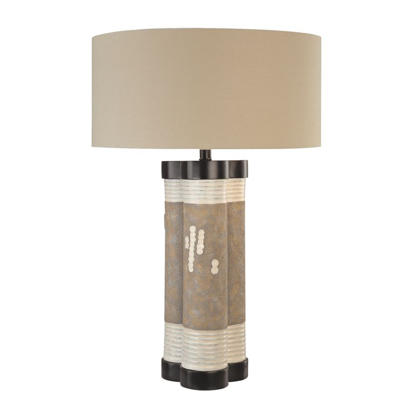 """Ambience AM 10170 2 Light 29.5"""" Height Table Lamp Multicolor Lamps"""