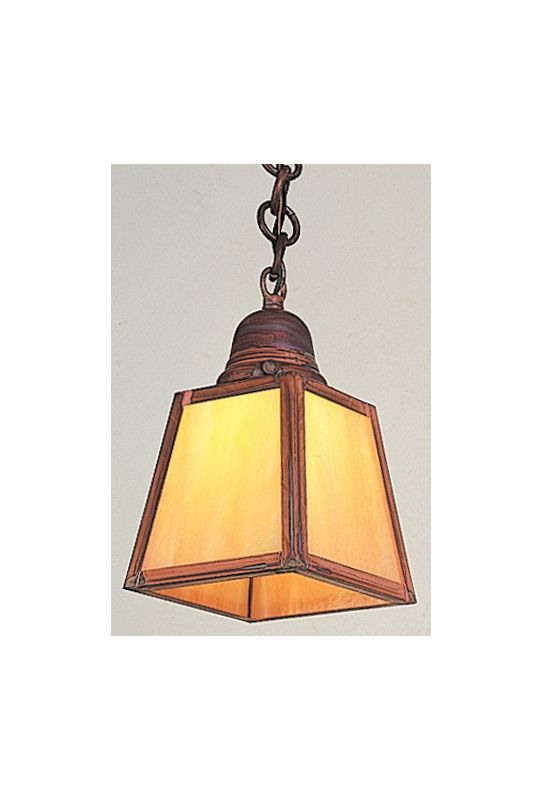 Arroyo Craftsman AH-1 Craftsman / Mission Single Light Mini Pendant Sale $204.00 ITEM: bci285122 ID#:AH-1-RC :