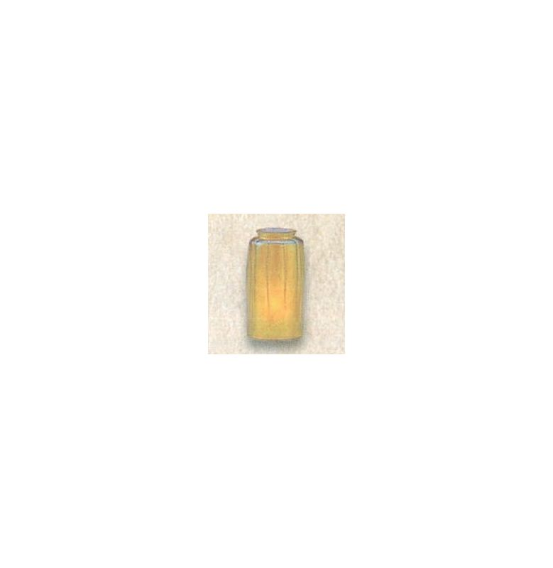 Arroyo Craftsman BG-GLD Vanity Glass Shade from the 2-1/4 glass