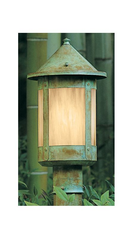 Arroyo Craftsman BP-6 Craftsman / Mission 1 Light Post Light from the Sale $258.00 ITEM: bci289448 ID#:BP-6-VP :