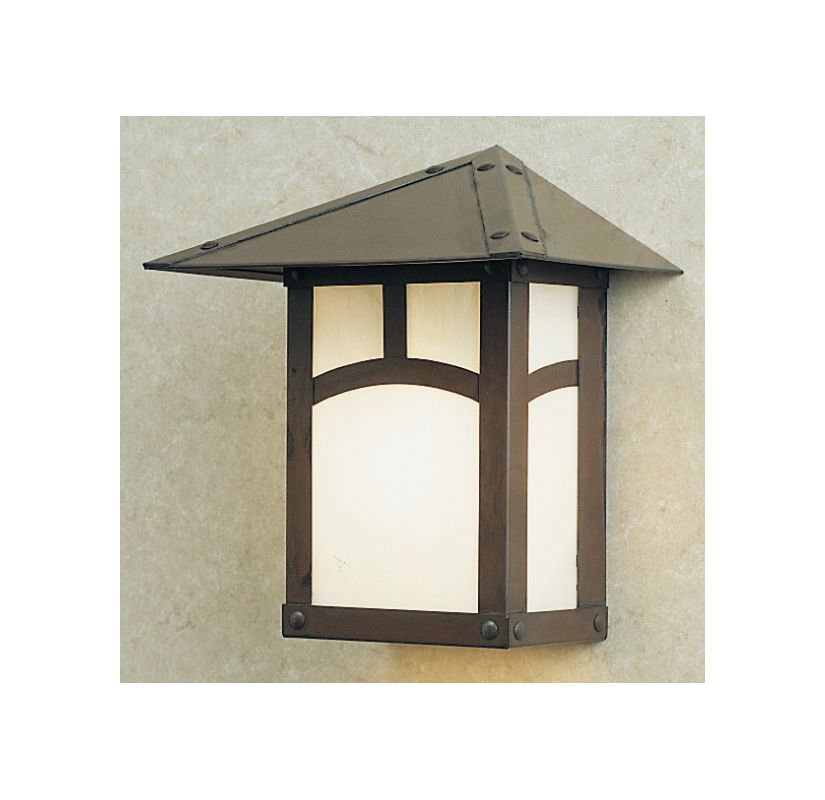 Arroyo Craftsman EW-7 Craftsman / Mission 1 Light Outdoor Wall Sconce