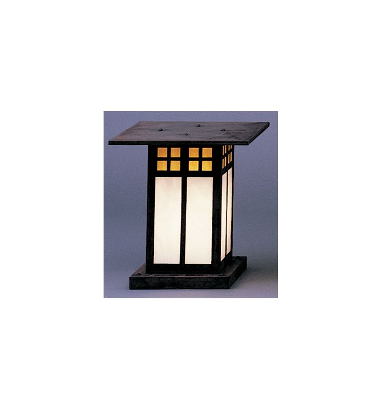 Arroyo Craftsman GC-9 Craftsman / Mission 1 Light Post Light from the