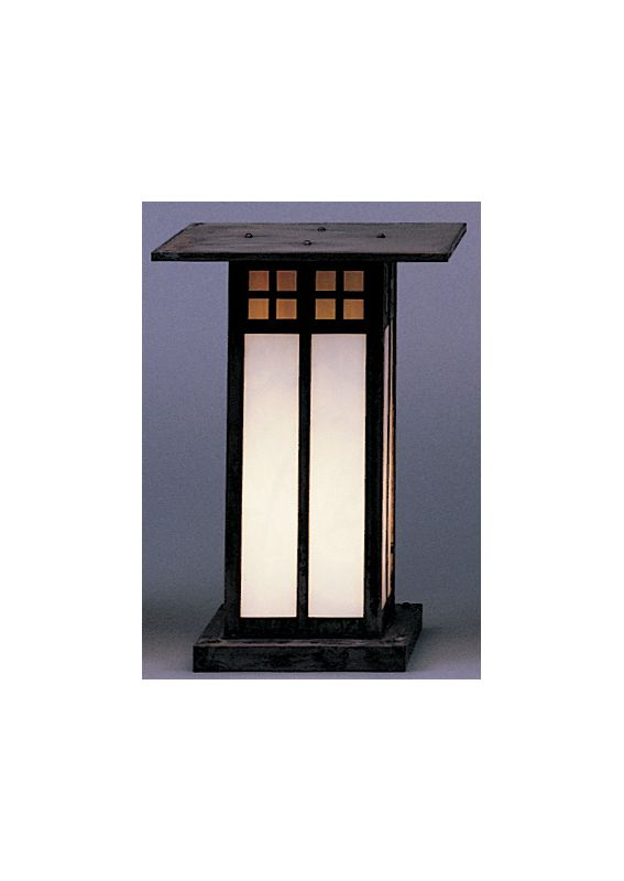 Arroyo Craftsman GC-9L Craftsman / Mission 1 Light Post Light from the