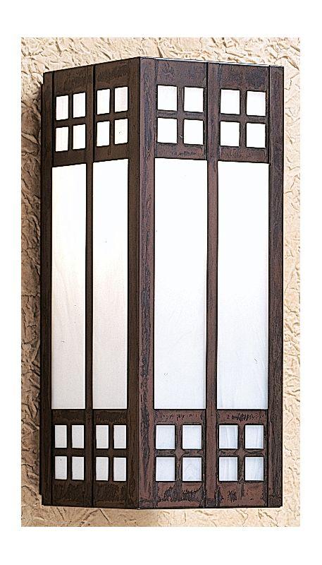 Arroyo Craftsman GS-9L Craftsman / Mission Down Lighting Wall Sconce Sale $228.00 ITEM: bci309471 ID#:GS-9L-BZ :