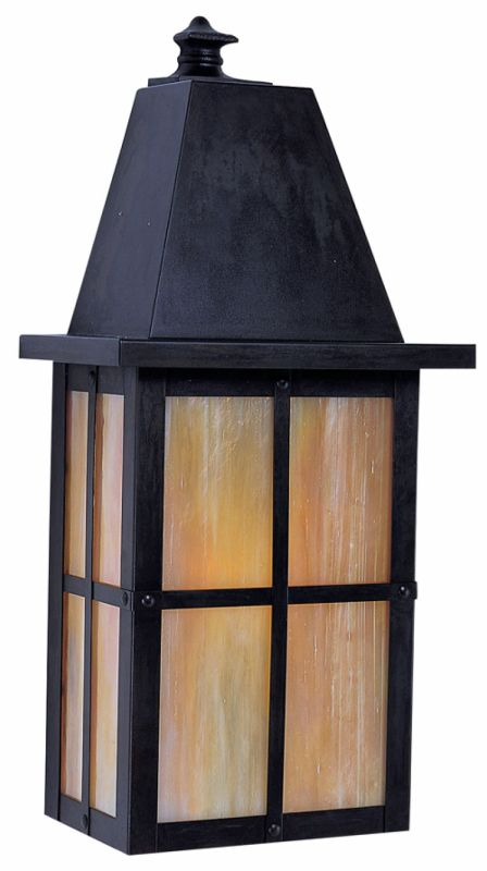 Arroyo Craftsman HW-8 Craftsman / Mission 1 Light Outdoor Wall Sconce