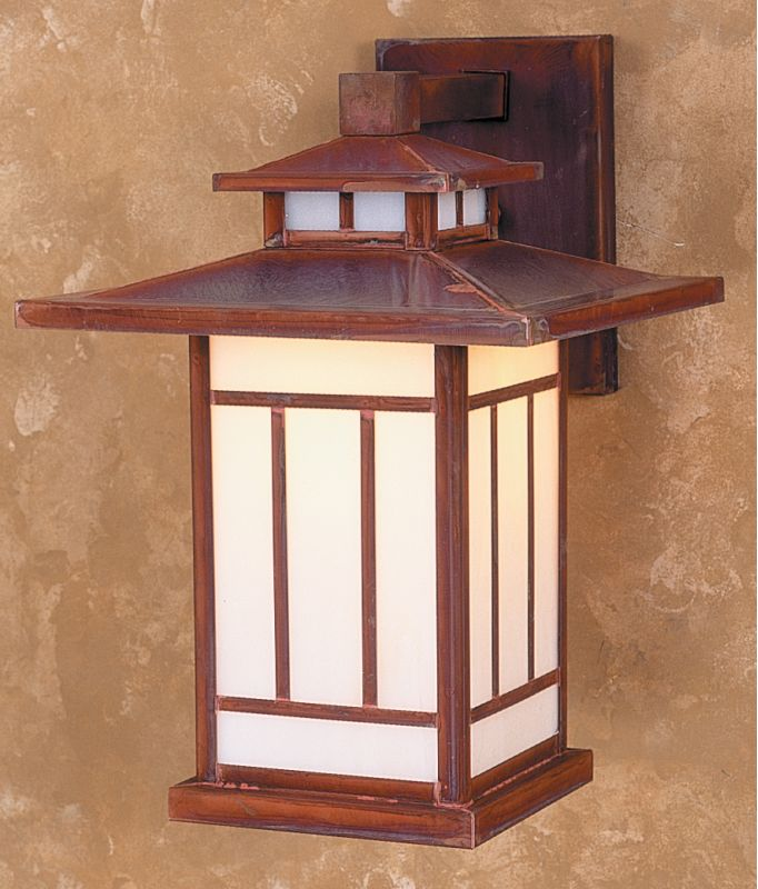 Arroyo Craftsman KB-9 Craftsman / Mission 1 Light Outdoor Wall Sconce