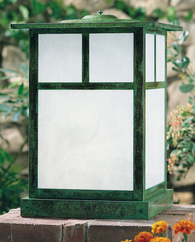 Arroyo Craftsman MC-15 Craftsman / Mission 1 Light Post Light from the Sale $512.00 ITEM: bci342670 ID#:MC-15-VP :