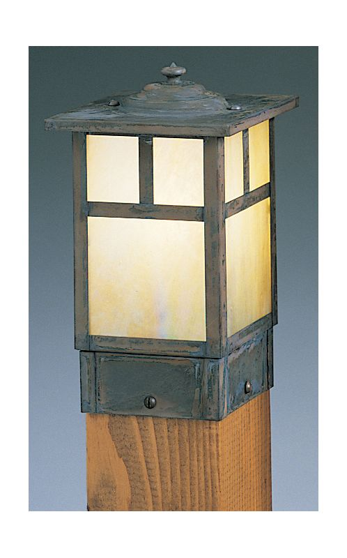 Arroyo Craftsman MPC-5 Craftsman / Mission 1 Light Post Light from the