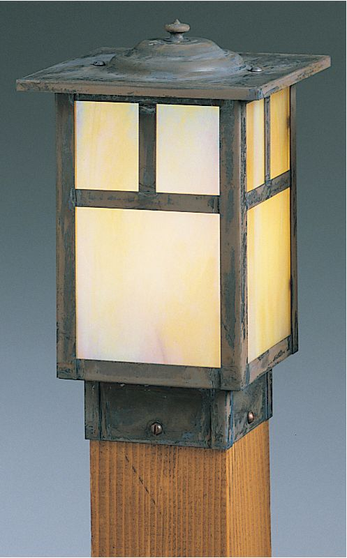 Arroyo Craftsman MPC-6 Craftsman / Mission 1 Light Post Light from the