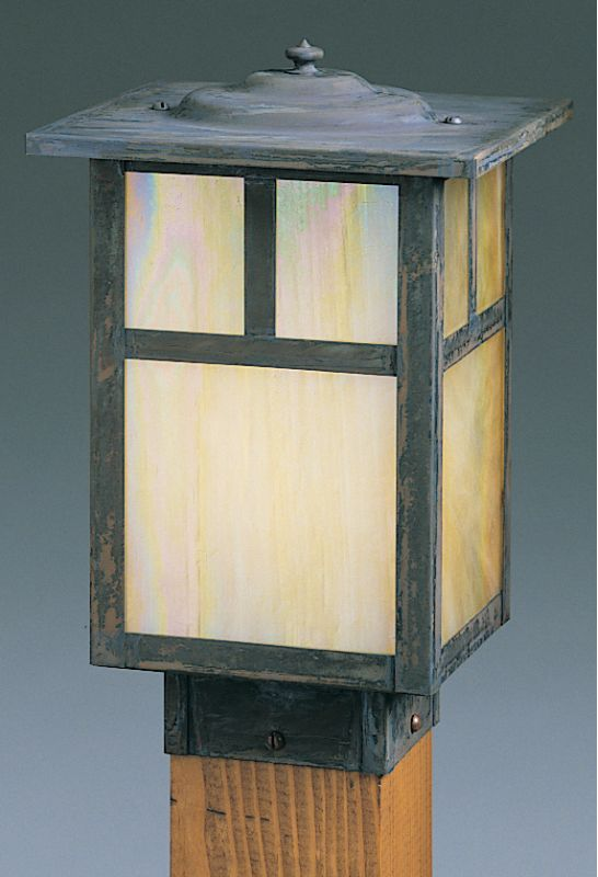 Arroyo Craftsman MPC-7 Craftsman / Mission 1 Light Post Light from the