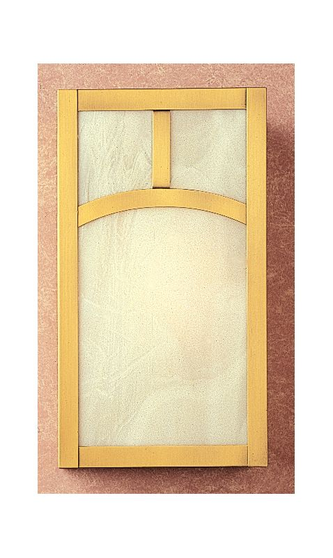Arroyo Craftsman MS-12 Craftsman / Mission Wall Washer Sconce from the