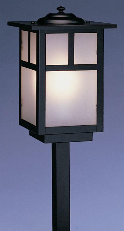 Arroyo Craftsman MSP-6 Craftsman / Mission 1 Light Post Light from the Sale $228.00 ITEM: bci348911 ID#:MSP-6-BK :