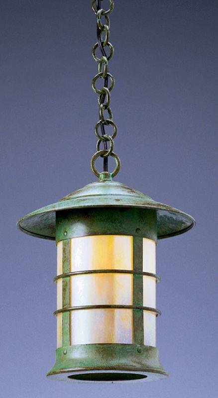 Arroyo Craftsman NH-9 Single Light Mini Pendant from the Newport