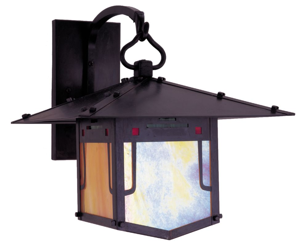 Arroyo Craftsman PDB-12 Asian Themed Down Lighting Wall Sconce from