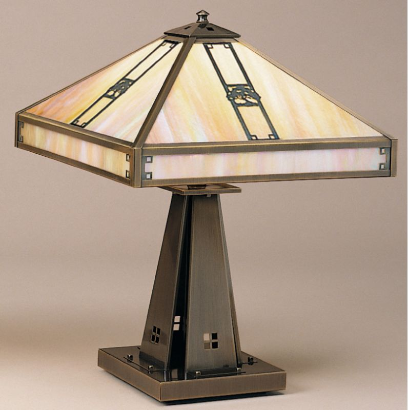 Arroyo Craftsman PTL-16 Craftsman / Mission Table Lamp from the Sale $1041.90 ITEM: bci364470 ID#:PTL-16-AB :