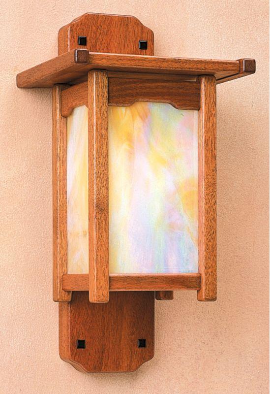 Arroyo Craftsman TWS-9R Craftsman / Mission Down Lighting Wall Sconce