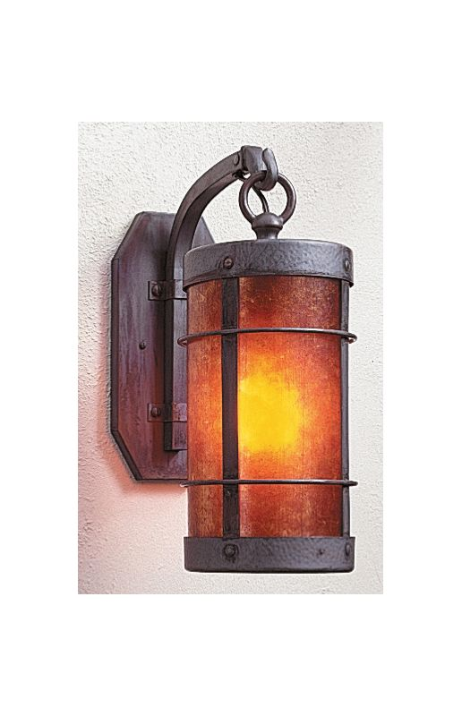 Arroyo Craftsman VB-9NR Craftsman / Mission Down Lighting Wall Sconce