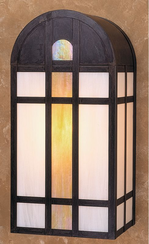 Arroyo Craftsman YW-10 Craftsman / Mission 1 Light Outdoor Wall Sconce