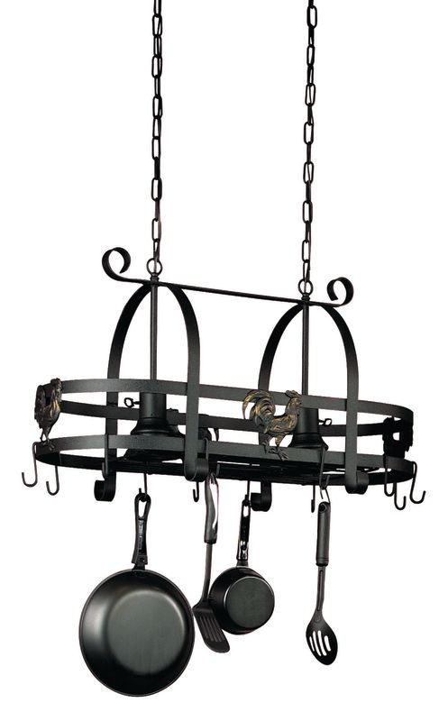 Artcraft Lighting AC1798EB 2 Light Pot Racks Collection Kitchen Island Sale $614.00 ITEM: bci1045157 ID#:AC1798EB UPC: 778350179843 :