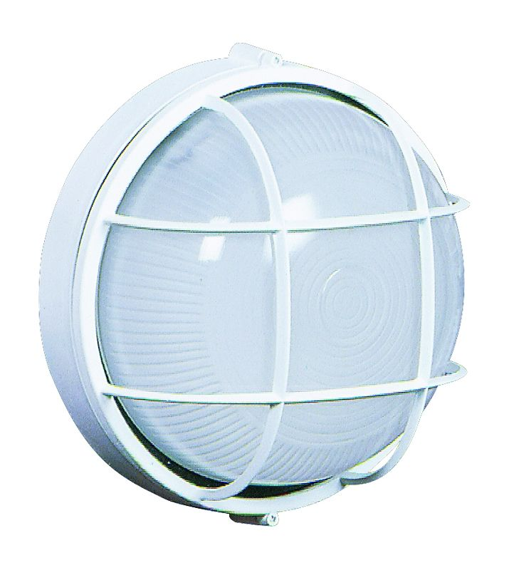 Artcraft Lighting AC5661 Marine 1 Light Outdoor Wall Sconce White