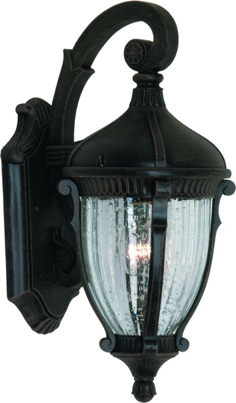Artcraft Lighting AC8561 Anapolis 1 Light Outdoor Wall Sconce Oiled