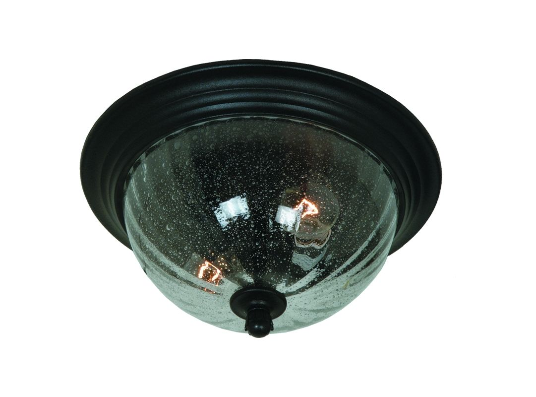 Artcraft Lighting AC8566 Anapolis 2 Light Flush Mount Ceiling Fixture