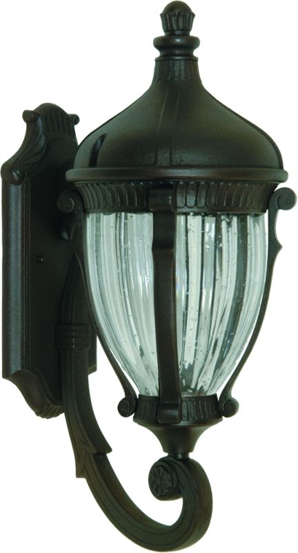 Artcraft Lighting AC8570 Anapolis 1 Light Outdoor Wall Sconce Oiled