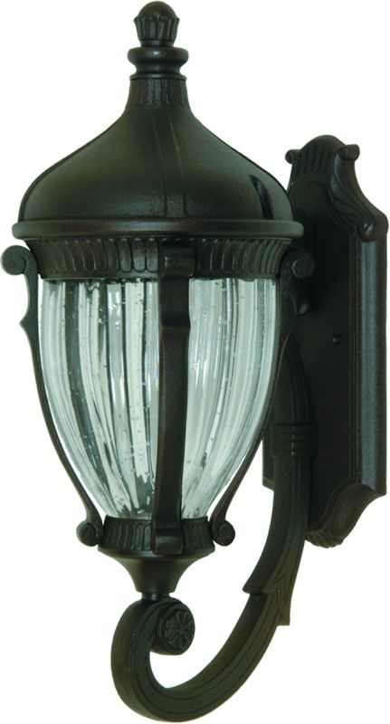 Artcraft Lighting AC8580 Anapolis 3 Light Outdoor Wall Sconce Oiled