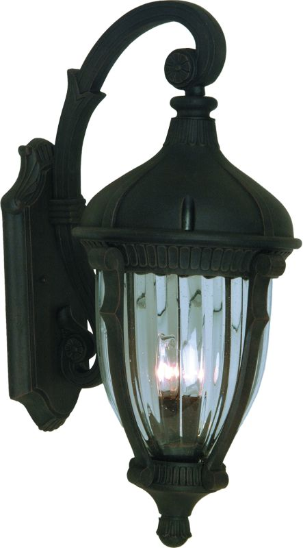 Artcraft Lighting AC8581 Anapolis 3 Light Outdoor Wall Sconce Oiled