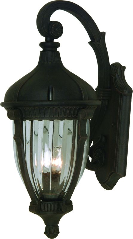 Artcraft Lighting AC8590 Anapolis 4 Light Outdoor Wall Sconce Oiled