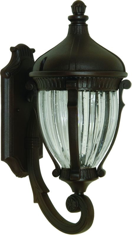 Artcraft Lighting AC8591 Anapolis 4 Light Outdoor Wall Sconce Oiled