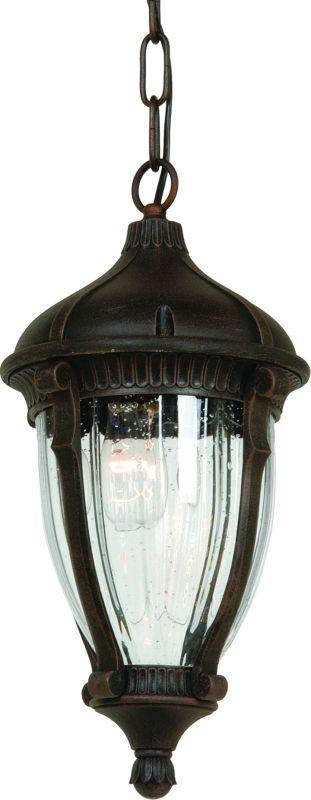 Artcraft Lighting AC8595 Anapolis 4 Light Lantern Pendant Oiled Bronze