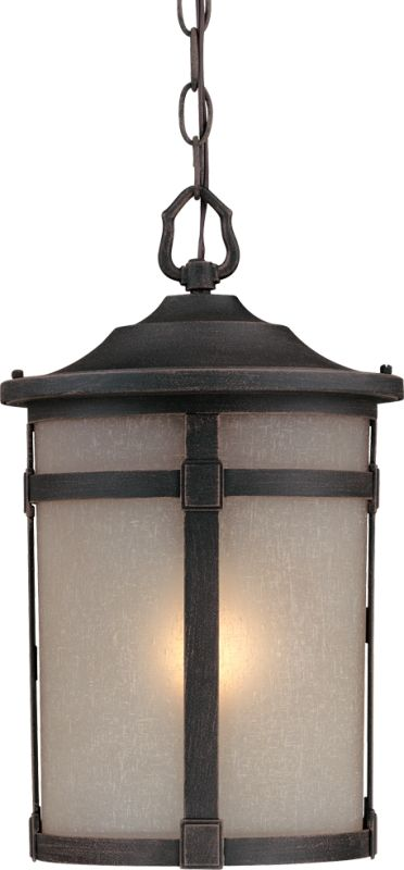 Artcraft Lighting AC8645 St. Moritz 1 Light Lantern Pendant Bronze