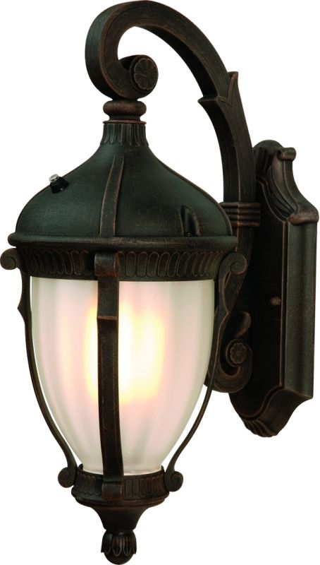 Artcraft Lighting AC8861 Anapolis 1 Light Outdoor Wall Sconce Oiled