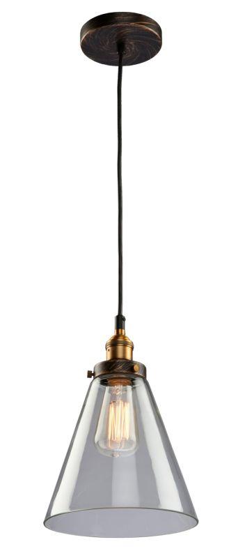 Artcraft Lighting AC10166 Greenwich 1 Light Mini Pendant Copper /