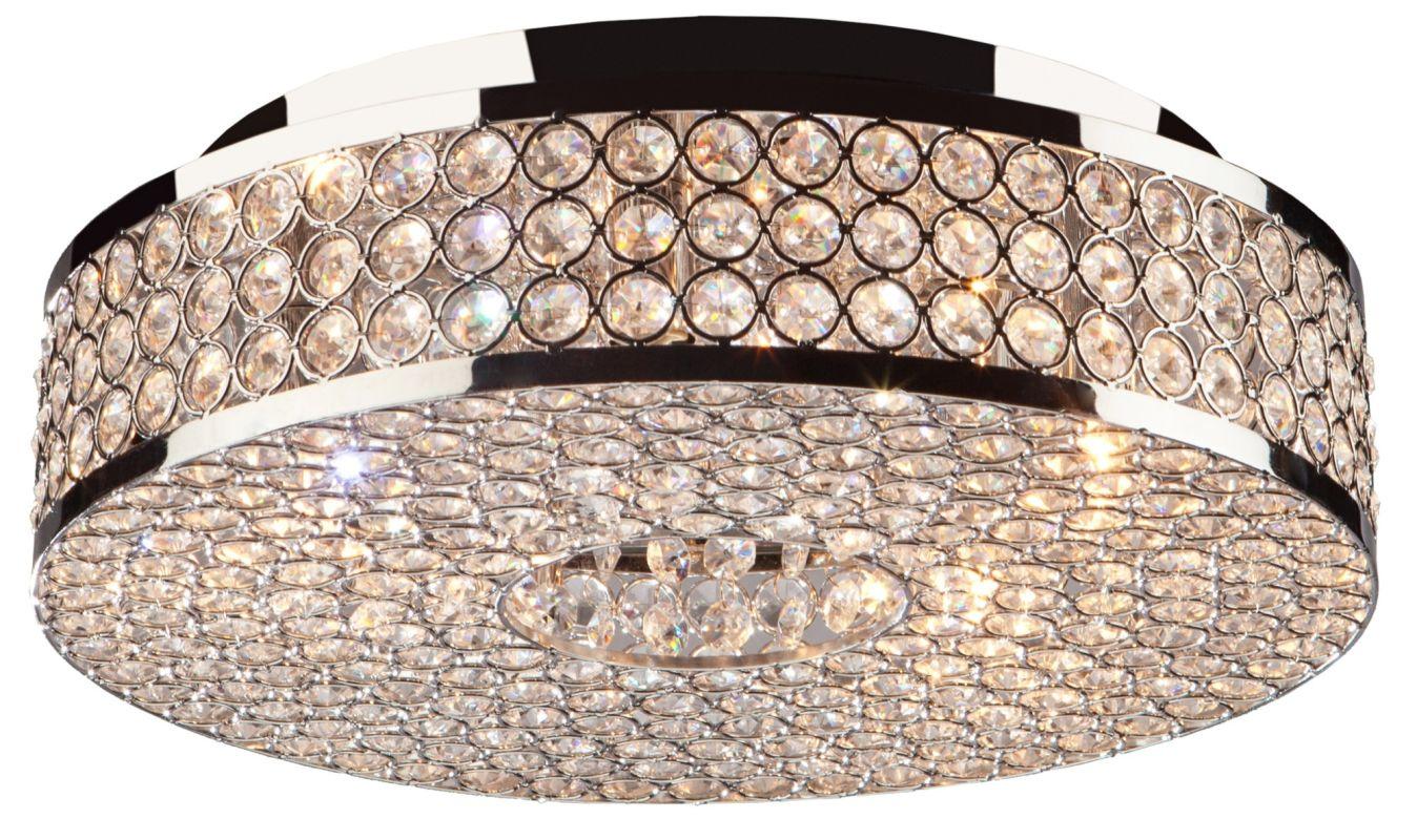 Artcraft Lighting AC10315 Bella Vista 5 Light Flush Mount Ceiling Sale $353.00 ITEM: bci2494685 ID#:AC10315 UPC: 778350103152 :