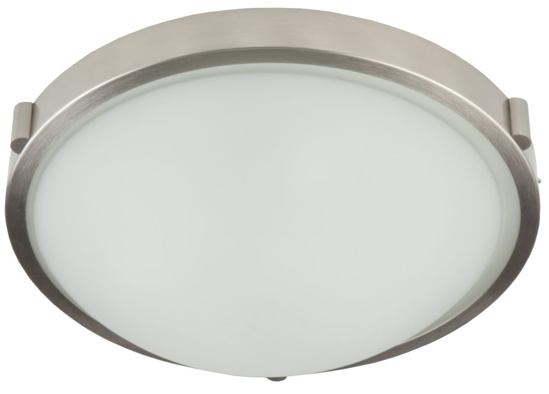 Artcraft Lighting AC2317BN Boise 3 Light Flush Mount Ceiling Fixture Sale $133.00 ITEM: bci2494483 ID#:AC2317BN UPC: 778350231763 :