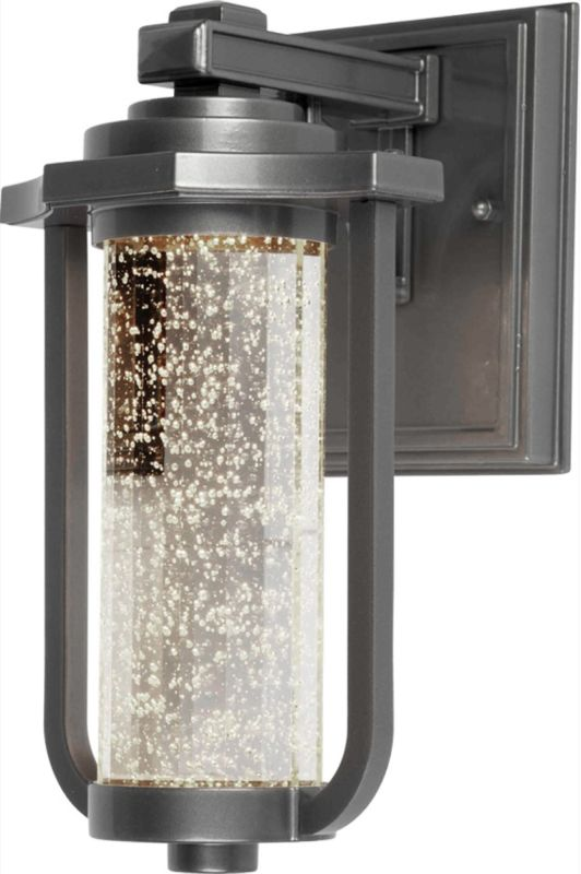Artcraft Lighting AC9011SL North Star 1 Light LED Outdoor Wall Lantern