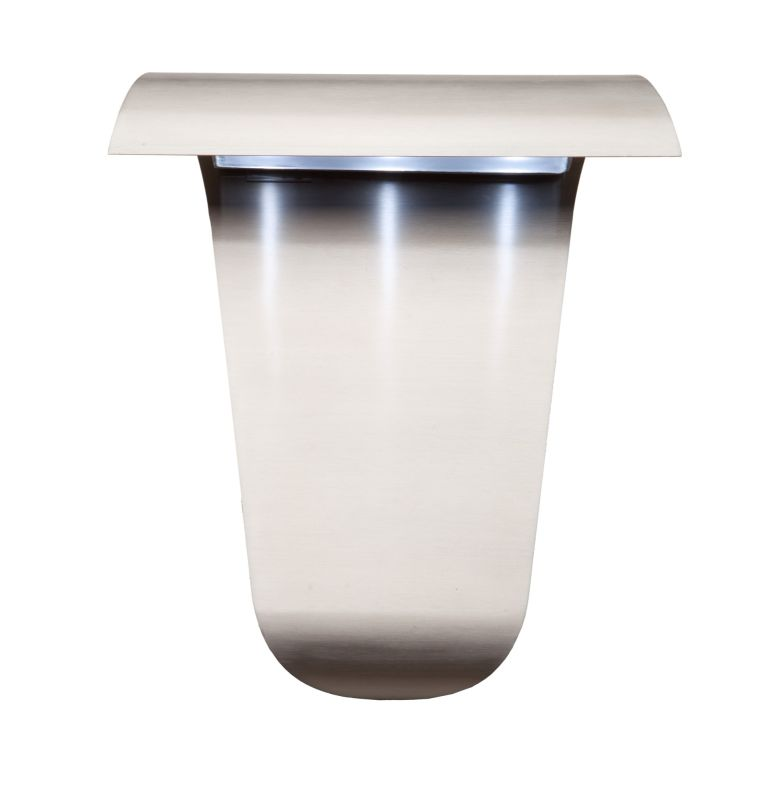Artcraft Lighting AC9031SS Fontana 1 Light ADA Compliant LED Outdoor