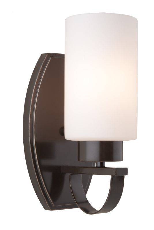 Artcraft Lighting AC3791OB Russell Hill 1 Light Wall Sconce Oiled Sale $76.00 ITEM: bci1951432 ID#:AC3791OB UPC: 778350379113 :