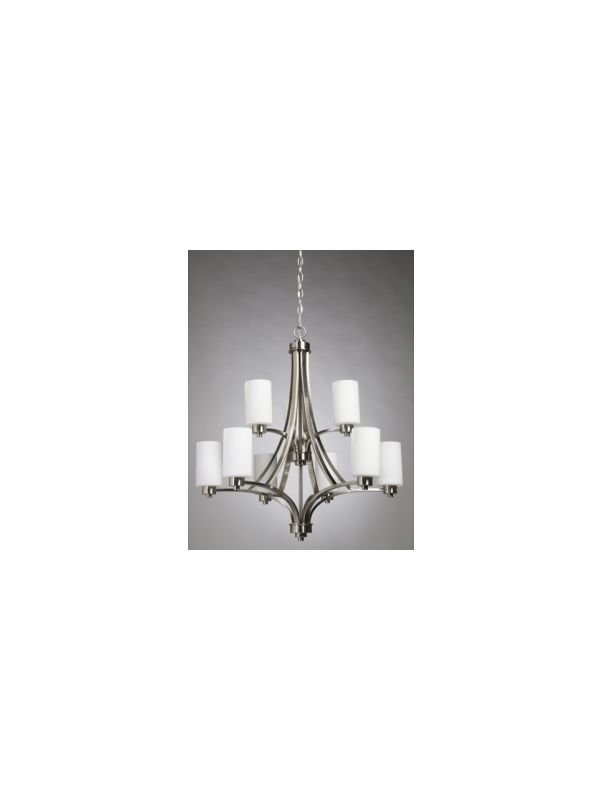 Artcraft Lighting AC1309 Parkdale Single-Tier Chandelier with 9 Lights Sale $621.00 ITEM: bci1830867 ID#:AC1309PN UPC: 778350130981 :