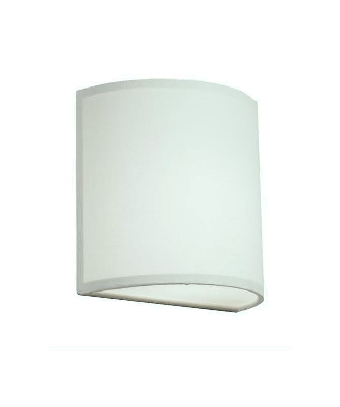 Artcraft Lighting SC526 Mercer Street 1 Light Wall Sconce from the Sale $95.00 ITEM: bci1831227 ID#:SC526WH UPC: 778350526500 :